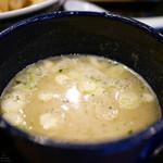 つけ麺や 武双 - 鶏白湯