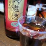 台北夜市 - 紹興酒