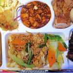 台北夜市 - 好きな料理を好きなだけ②