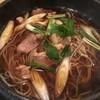 割子そば 柚子の木 - 料理写真: