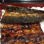 うなぎの緒里 - 2017年1月初旬 ふっくらで旨味と脂がのった鰻でした。