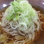 61041195 - 冷やした麺とスープ