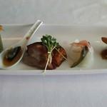 中国料理 仙雲 - 前菜