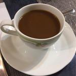 匠 - サービスのコーヒー