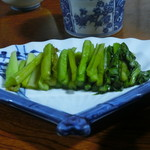 ほそばら - 野沢菜