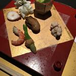 桃兵衛 - 前菜