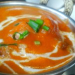 カトマンズイン - 料理写真:ベジタブルカレー