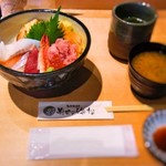 寿司の磯松 - ちらし寿司