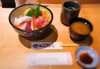 寿司の磯松 中目黒店 - ちらし寿司