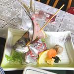 Izunosuke - 鯵刺身