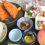 Izunosuke - あじアジ定食