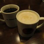 エール・エル ワッフル カフェ - コーヒー、カフェオレ