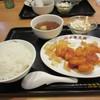 大阪王将 - 料理写真:エビチリ定食