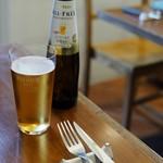 トラットリアピッツェリア polipo - ノンアルビール