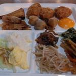 ホテルクラウンヒルズ徳山 - 朝食バイキング