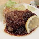 Shokurakusaiensakashou - 秋吉台高原牛のサーロイン