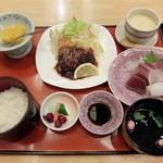 咲果庄 - ステーキ膳彩 秋吉台高原牛のサーロイン