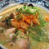 Ninnikuramensanjuurou - 料理写真:みそキムチラーメン