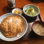 代々木屋 - カツ丼950円