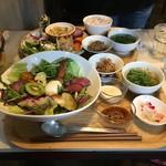 ミルナーナ - たっぷり野菜と雑穀ごはん