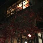 地鶏炭火焼・旬魚 あべの家 - 趣のある建物