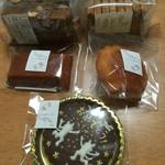 てんこり焼菓子店 - 料理写真: