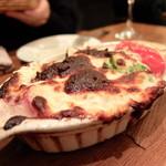 Bar GONZA - 彩り野菜のサワーグラタン