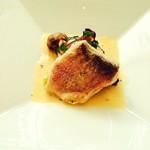 La Cachette - 金目鯛の白ワインソース