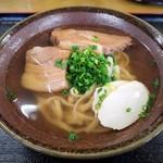 民芸食堂 - 料理写真:そば(大)