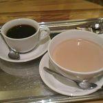 Bougnat Bougnat - コーヒーとしょうがココア