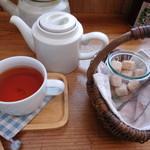 もりのたね - 食後の紅茶(2017/1)