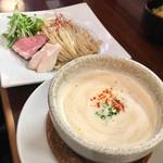 麺家 半蔵 - 伊勢エビつけ麺