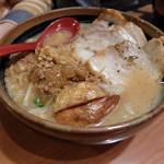 竹田 - 味噌漬け炙りチャーシュー麺