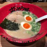 ラー麺 ずんどう屋 - 2017年01月09日  味玉らーめん 850円