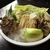 松茸屋魚松 - 料理写真:野菜群