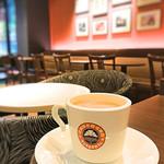サンマルクカフェ - 落ち着いた店内 朝は貸切に近いので、落ち着きます。