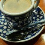 五右衛門 - ランチコーヒー54円