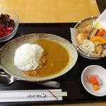 鎌倉野菜カレー かん太くん - かん太カレー新春スペシャルバージョン