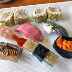 駒寿司 - 料理写真:特上寿し