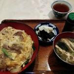 亀ちゃん - 「他人丼」700円