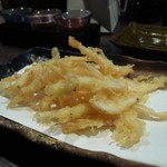 風の北前や  - 白えびの天ぷら