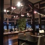 CAFE Wedding H&A - パーティー会場
