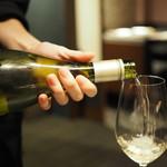 L'ajitto - 白ワインボトル「カリテラ・トリビュート・シャルドネ」チリ