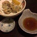 道乃来 - イワシ梅しそ揚げ