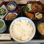 61069769 - 2017.1.10 菊水弁当¥850