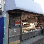 はや川 - 麺の売り場