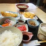 小樽味の栄六 - お魚膳
