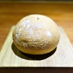 前芝料理店 - 自家製パン