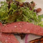 BISTRO THE FARM - 駿河牛のランプ肉グリル