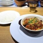 Aoyama Bouchon Amuser - 牛タンとゴロゴロ野菜のオーブン焼き